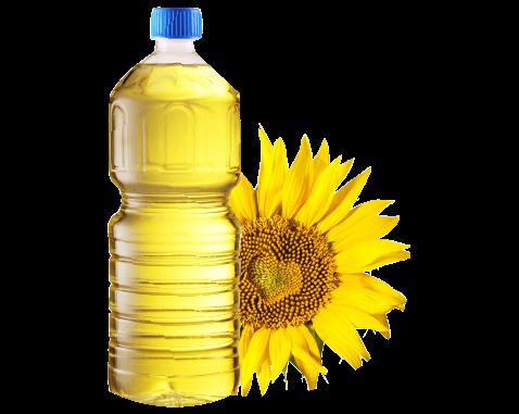 ひまわり油を使用の写真