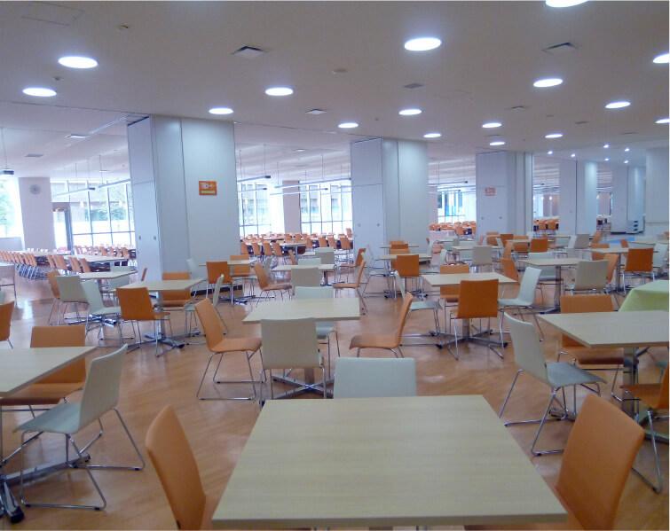 帝京大学板橋キャンパス キャフェテリア ゴデレッチョの写真