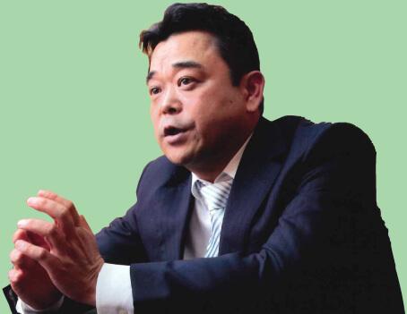 代表取締役社長 須賀 徹