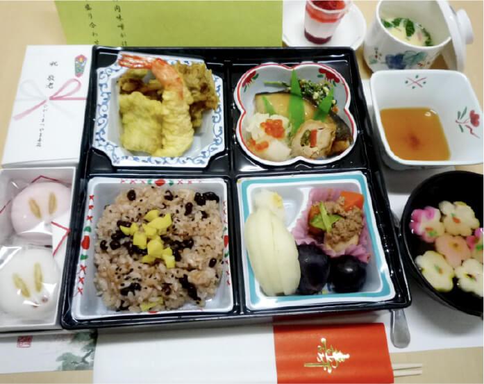 イベント食の企画提案の写真